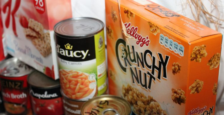 Moving? San Francisco Mover Gives 5 Reasons to Donate Your Food