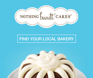 Nothing Bundt Cakes Advertisement